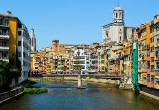 Spanish City, Girona