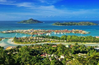 Seychelles is one of the safest countries in Africa.