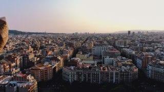 Eixample safest city in Barcelona