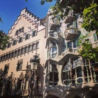 Gràcia safest city in barcelona