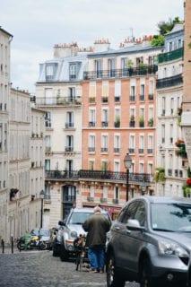 Safe Neighborhood in Paris