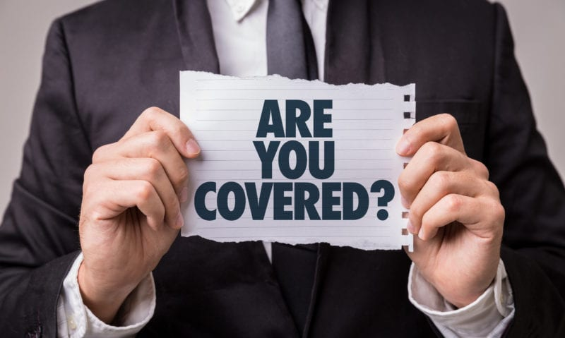 Are you covered with international health insurance