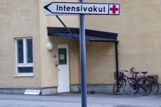 Hospital in Sweden